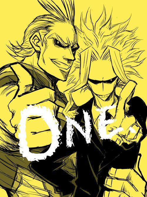 All Might | Toshinori Yagi  Credits to the artist