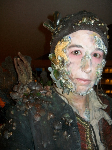 Dead Pirate Costume Halloween