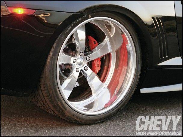 Wheels for 2010 Camaro