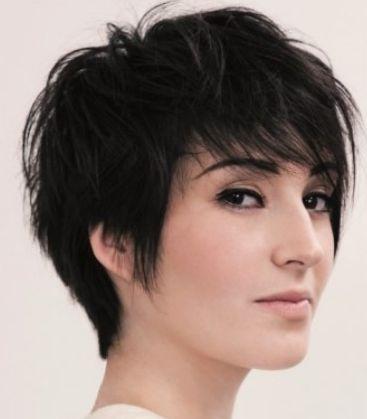Cortes de cabelos curtos com textura