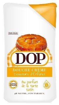 DOP Douche Crème Douceur d'Enfance Tarte Tatin 250 ml - Lot de 2