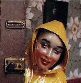 "Great, super-simple, super-creepy mask used in ""Alice, Sweet Alice"" (1976) - with Brooke Shields!"