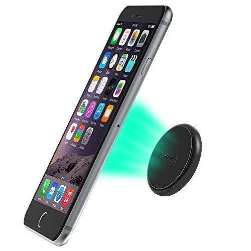 Universal Flat Stick On Dashboard Magnetic Smartphones & Key Car Mount Holder #Nekteck