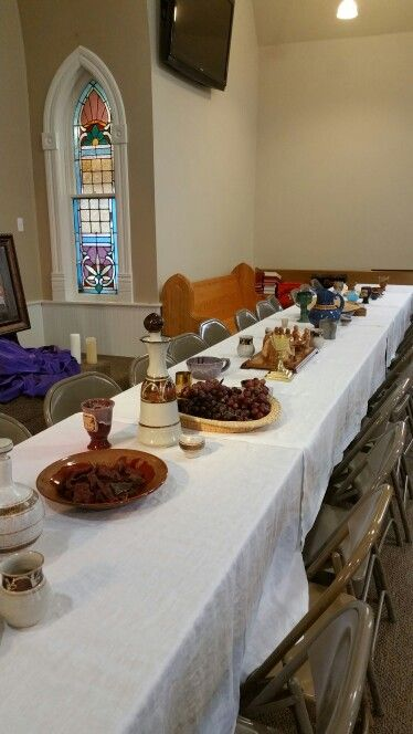 312 best images about altar on pinterest church lent for Difference between dinner supper