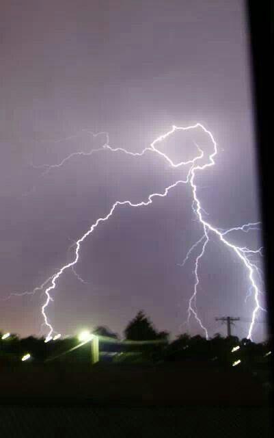 Geelong storm