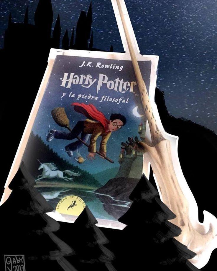 Empezaste tus buenos hábitos de lectura con Harry Potter? Pensar que fue rechazada por varias editoriales o que la autora incluso tenía asistencia social antes de escribir el primer libro.  Todo empezó con la Piedra Filosofal. Hoy en día es la saga más vendida en el mundo y Rowling, la escritora con más ingresos.  Cuéntame, te dejó huellas la saga de Harry Potter?