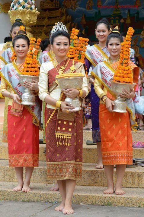 Laos Traditional Dress Laos Pinterest Traditional
