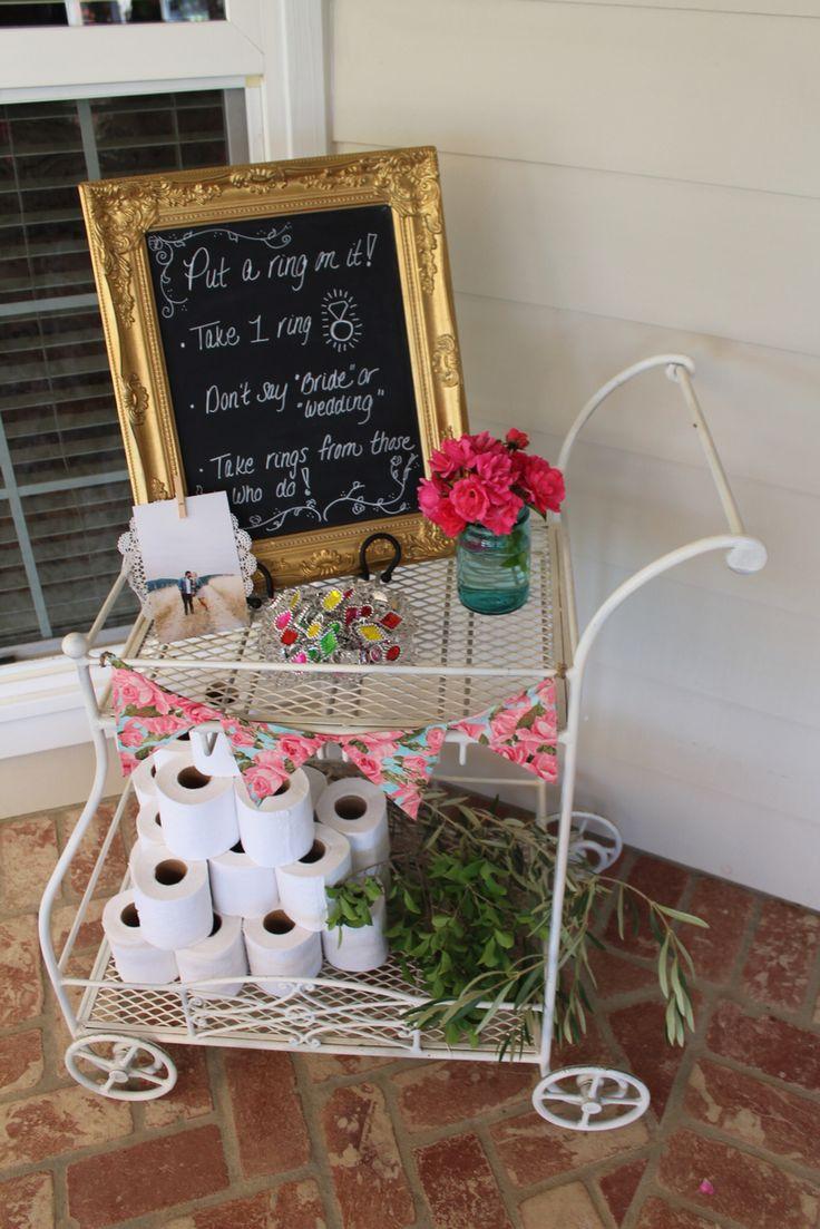 Southern Belle Bridal Shower Tea Party.   Bridal shower games