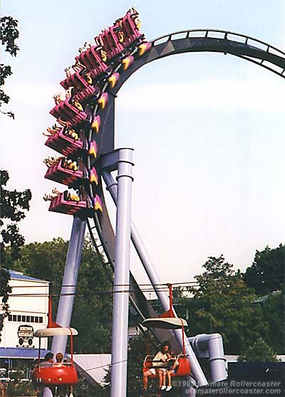 who wants to go to Hershey Park with me and ride the Great Bear over and over again?
