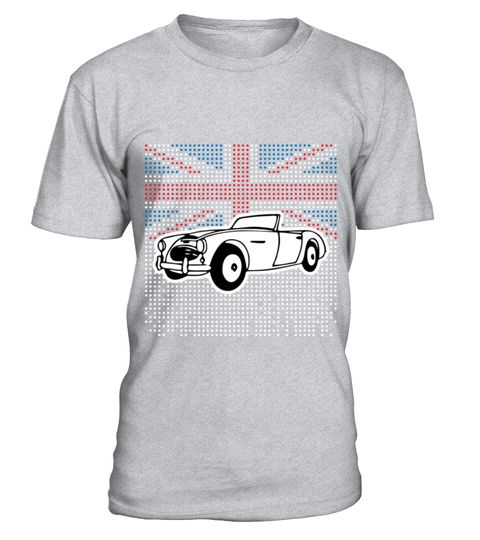 # Austin Healey Union Jack T-Shirt .  Austin Healey Union Jack T-Shirt  HOW TO ORDER: 1. Select the style and color you want: 2. Click Reserve it now 3. Select size and quantity 4. Enter shipping and billing information 5. Done! Simple as that! TIPS: Buy 2 or more to save shipping cost!  This is printable if you purchase only one piece. so dont worry, you will get yours.  Guaranteed safe and secure checkout via: Paypal   VISA   MASTERCARD