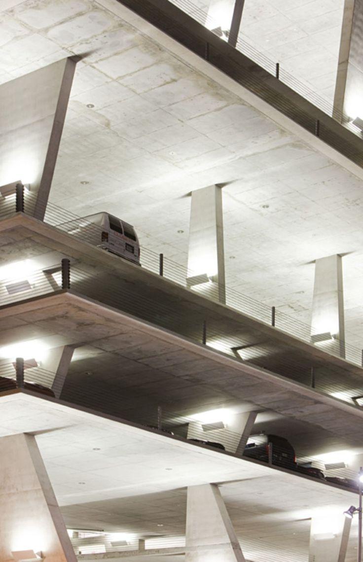 Herzog & de Meuron, Nelson Garrido - www.ngphoto.com.pt · 1111 Lincoln Road · Divisare garage parkeergarage structuur constructie stabiliteit