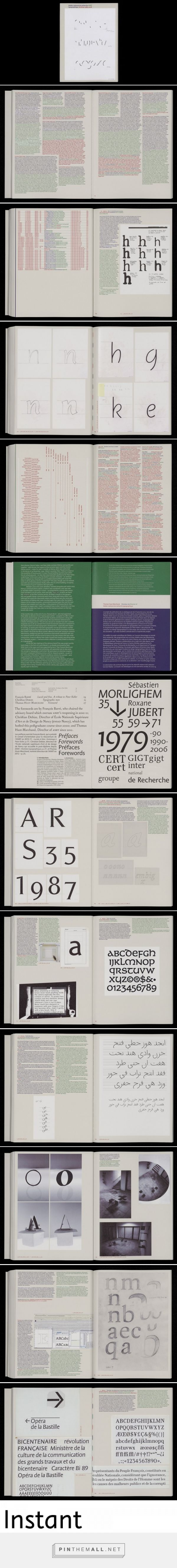 ANRT Archives 1985–2006 - Fonts In Use - created via https://pinthemall.net