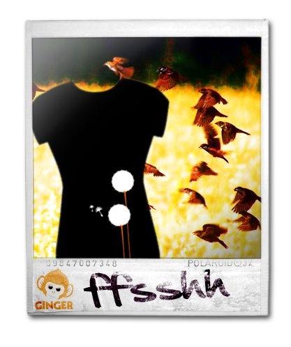 Ginger t-shirt FFSSHH
