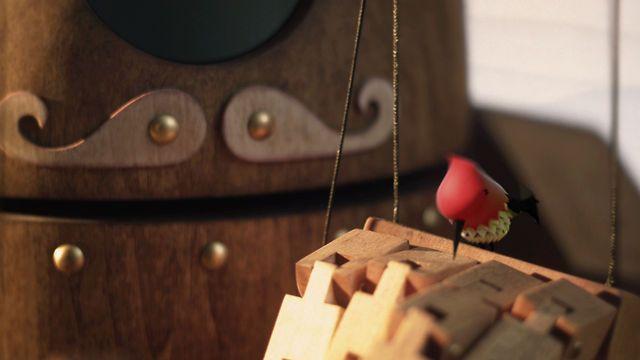 Director: Yves Geleyn  Hornet Inc. Executive Producer: Michael Feder Producer: Zack Kortright Live Action Producer: Joel Kretschman Director of Photography: Ivan Abel Gaffer: Michael Yetter 1st AC: Jason Vandermer Key Grip: Joe Mandeville Fabrication: Connie Chan Set: Halsey Rodman Lead Puppeteer: Steven Widerman Puppeteer: Billy Barkhurst Robot Tech: Ben Phelan CG Lead: Erwin Riau CG Animator: Nicholas Johnnides Editor: R.J. Glass Compositor: Yussef Cole Roto Artist: Mary Va…