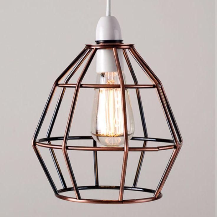 Best 25+ Copper lampshade ideas on Pinterest | Copper ...