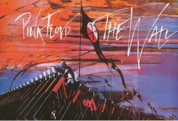 Pink Floyd The Wall Hammers Marching Poster 24x36 – BananaRoad