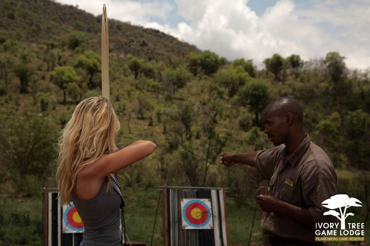 Ivory Tree Game Lodge - Archery
