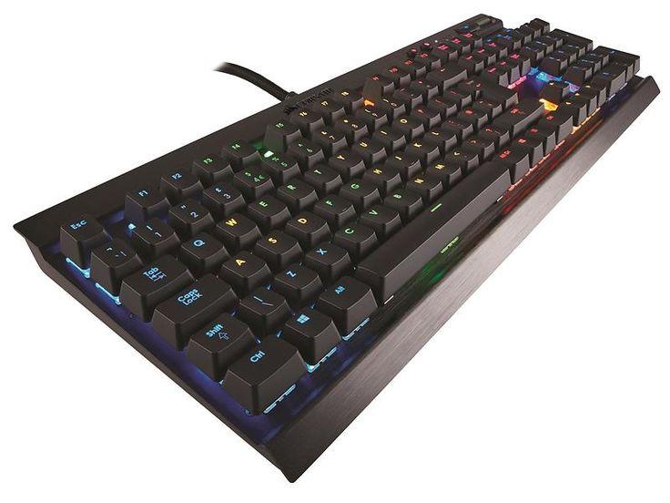 Corsair gaming k70 rgb cherry mx brown en keyboards