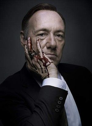 What an intriguing, well written and well acted series House of Cards was.
