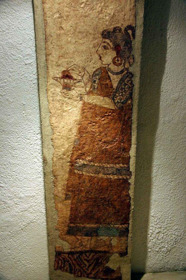 Grecia, Santorini: Museo Akrotiri