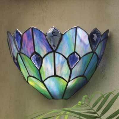 Stained Glass Patterns Wall Sconces : 1000+ images about Stained glass on Pinterest