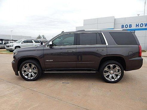 Used Chevy Tahoe >> 2017 Chevrolet Tahoe Premier Tungsten Metallic, Oklahoma City, OK | Chevrolet tahoe, Cars, Used cars