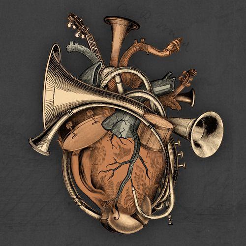 """Heart Noise"""" by Joey Seales"""