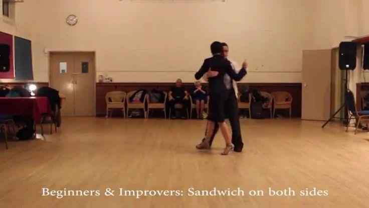 Tango interactions » Sanguchito and back sanguchito - 21.10.2015
