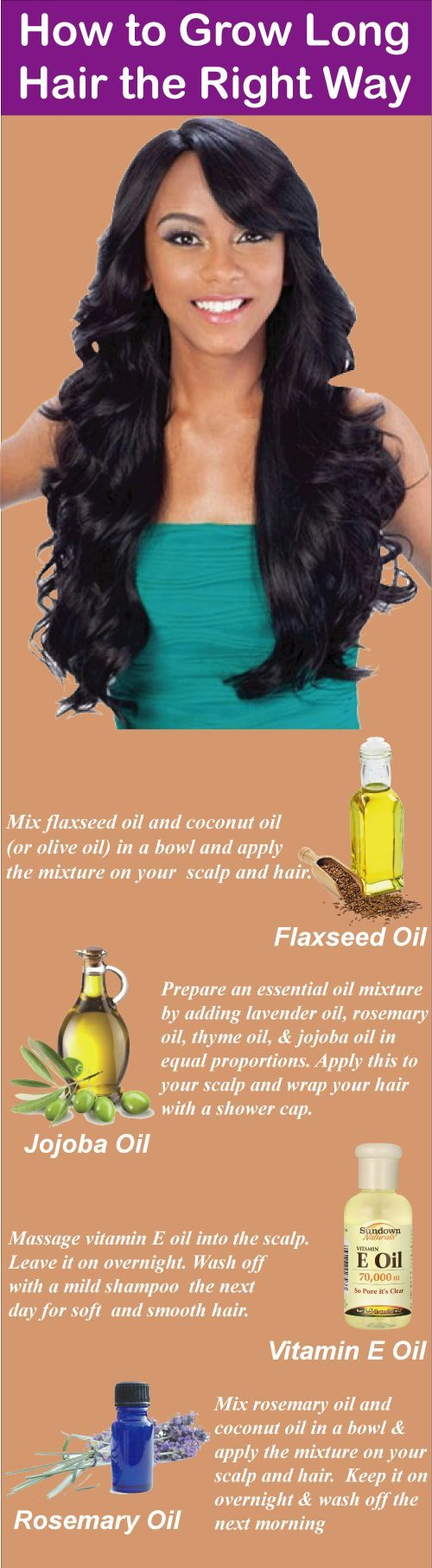 Looking for how to grow long hair the right way? These are the effective way you