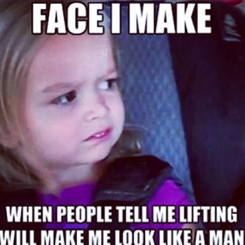 20 Weightlifting Memes That Are Way Too True | SayingImages.com