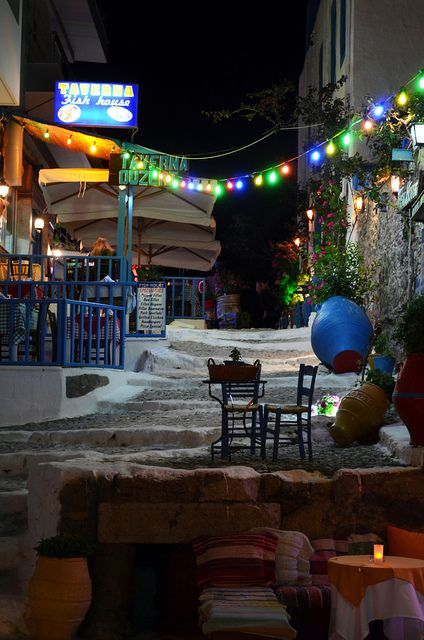 Kos by night #Kos #Greece