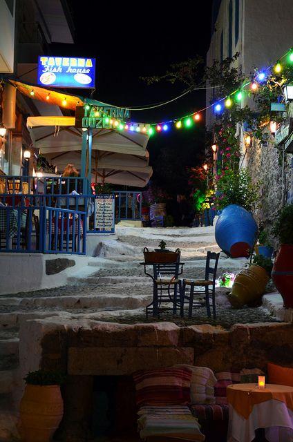 Kos by night #Kos #Greece