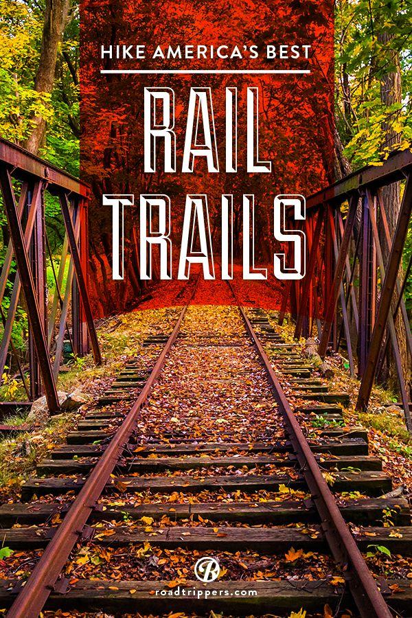 rail trails.