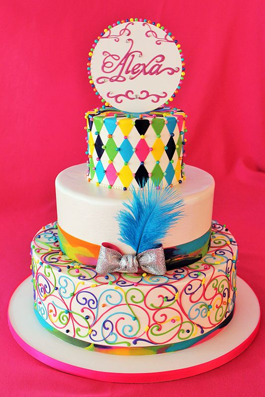 Cake Ideas For Womans Birthday : Best 20+ Birthday cakes women ideas on Pinterest