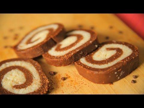 How to Make Swiss Roll by Rashmi - YouTube