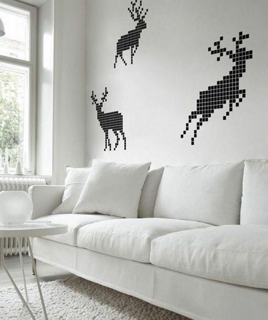 adhesivos de navidad para decorar tu hogar blog navidad