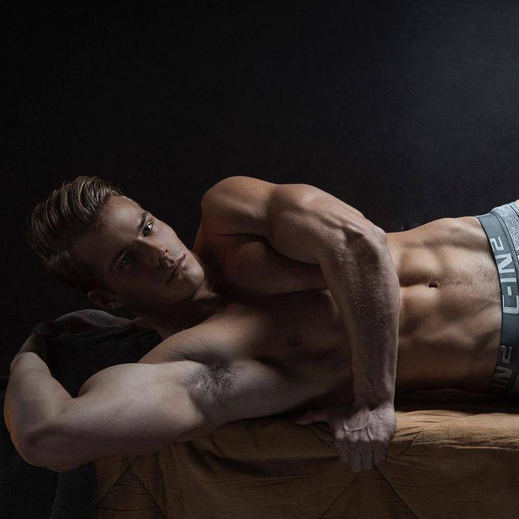 Model : Michael Dean  Photographer : Rick Day