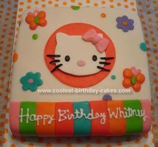 58 best Hello Kitty Cakes images on Pinterest Hello kitty cake