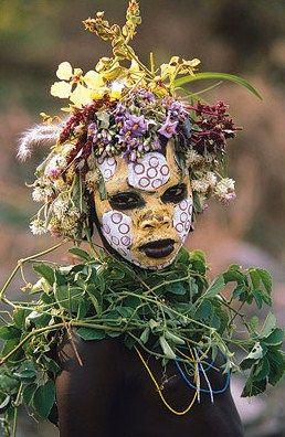 История красоты - Дикая красота (Эфиопия)