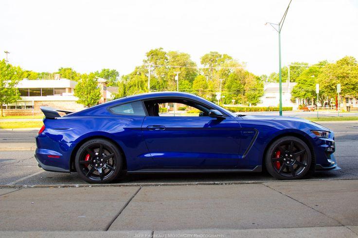 Best Of 2016 Mustang Deep Impact Blue