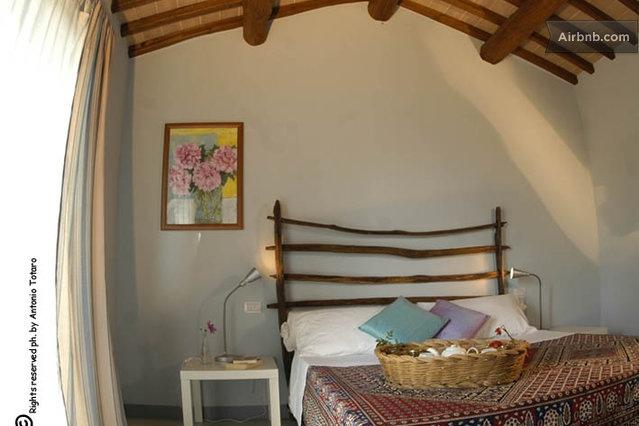 Apartment in Organic Farmhouse  in Sorano from $65 per night