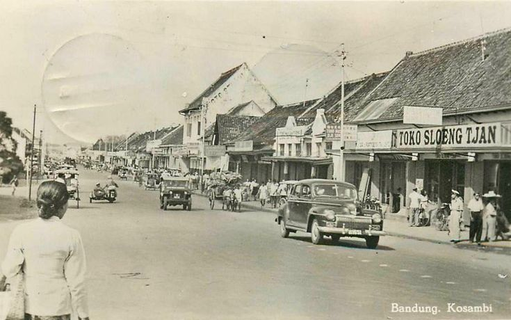 Bandung Heritage. Kosambi 1950