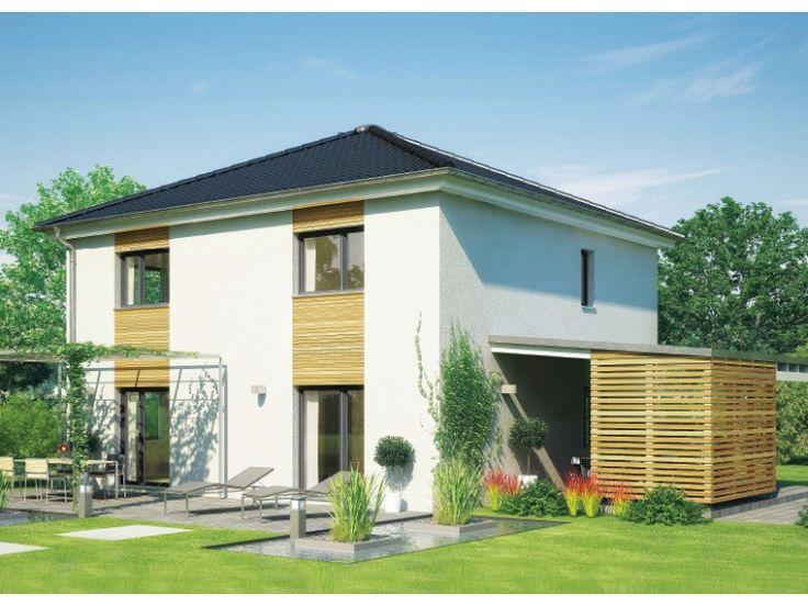 villa 156 einfamilienhaus von hanse haus gmbh. Black Bedroom Furniture Sets. Home Design Ideas