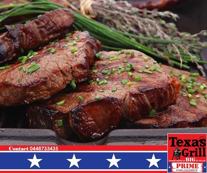 We are looking for the biggest meat eaters in town. Texas Grill pride ourselves on having man sized steaks for any size appetite. Visit us this weekend and put us to the test. #steakhouse #cuisine #lifestyle