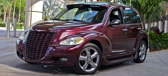 Most Iconic Cars Of The 2000 S Chrysler Pt Cruiser Cruisers Cars