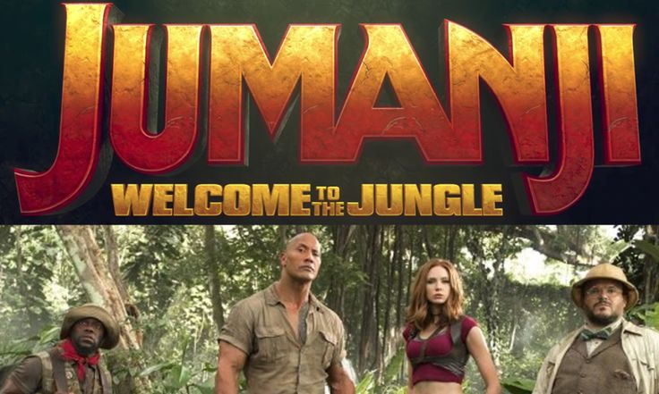 "[""PUTLOCKER""] Jumanji: Welcome to the Jungle 2017 Full ~HD` Movie [ONLINE]"