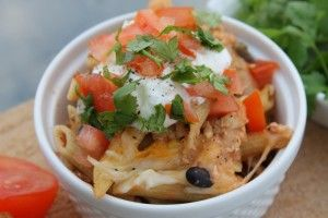 Healthy and Easy Mexican Casserole, love this blog, a lot of healthy quick dinner recipes