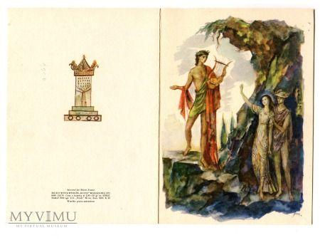 Duże zdjęcie Jan Marcin Szancer karnet Orfeusz i Eurydyka