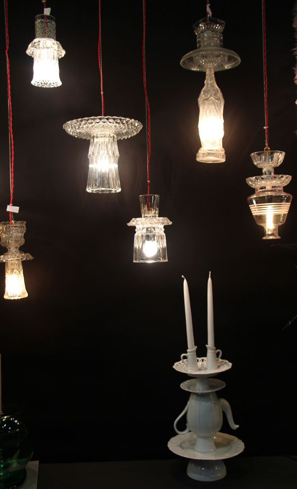 17 meilleures images propos de que la lumi re soit sur pinterest lamp - Objet de decoration salon ...