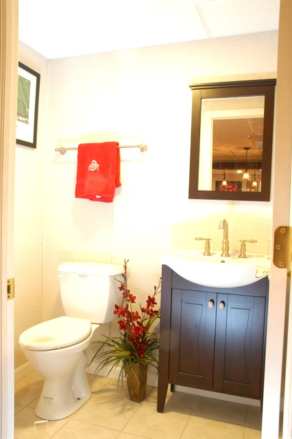 basement bathroom remodeled finished by the basement doctor in columbus ohio